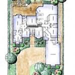 Visalia, CA - Landscape Plan
